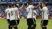 Germany vs Slovakia 3-0 at UEFA EURO 2016