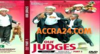 "Actor Yaw Dabo in ""Our Judges Part 2"""