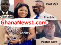 Christiana Love (Obaapa Christy) and Her Ex-Husband Pastor Love Full Story 2/3 – Adakabre's interview